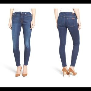 """7 for all Mankind """"Blair"""" Skinny Jeans"""